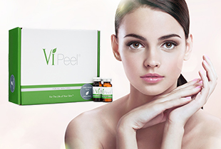 VI Peel with Precision Plus (deep) at our clinic